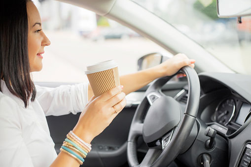 NJ Plans to Crack Down on Drinking (Coffee) and Driving
