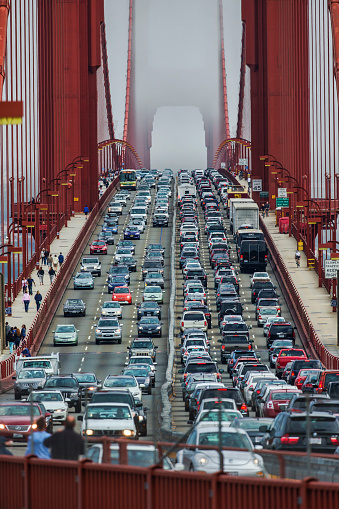 Is ridesharing the cause of San Francisco's increased traffic jams?