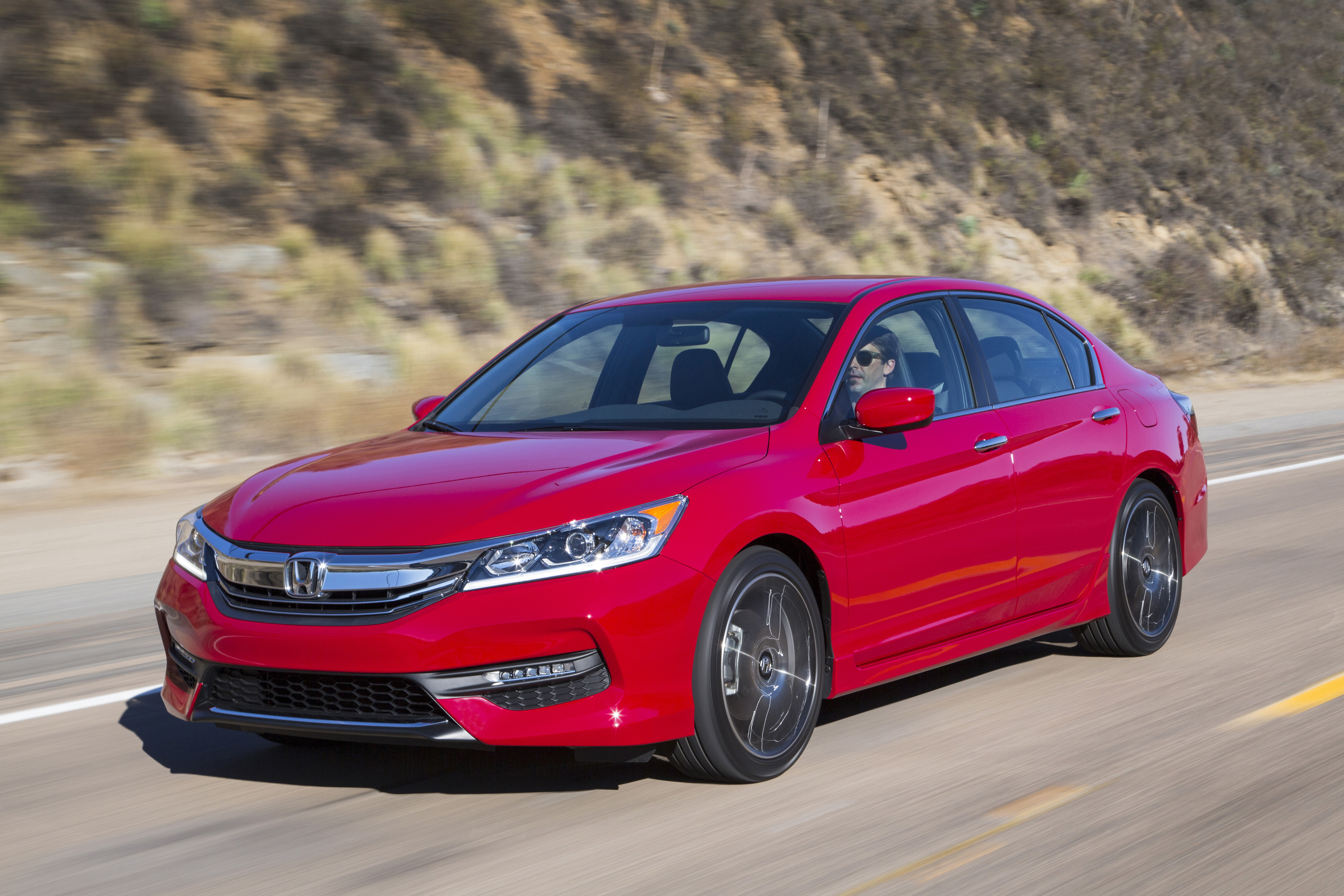 17 Accord Sedan Sport 037 Slow and Steady, Honda Joins the Self Driving Race