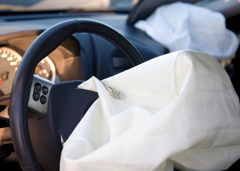 Dodge Recalling Minivans for Airbag Failure