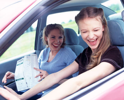 Teens are more likely to get into car accidents in the summer time, chiefly because they are easily distracted by passengers.