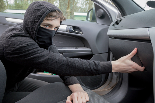 July is a hot time for hot cars: Most vehicles are stolen during the summer month, which is why the NHTSA has dubbed it National Vehicle Theft Prevention Month