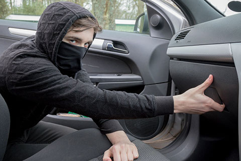 July is a hot time for hot cars: Most vehicles are stolen during the summer month, which is why the NHTSA has dubbed it National Vehicle Theft Prevention Month.