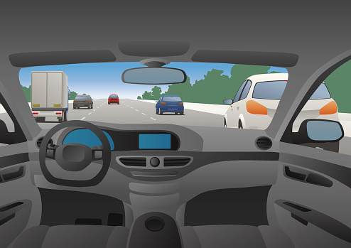 Software developer Drive.ai is testing the theory that self-driving cars can 'learn' how to drive more safely based on experience.